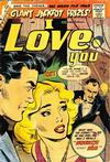 Cover for I Love You (Charlton, 1955 series) #23