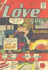 Cover for I Love You (Charlton, 1955 series) #24