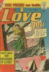 Cover for I Love You (Charlton, 1955 series) #26