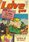 Cover for I Love You (Charlton, 1955 series) #27