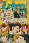 Cover for I Love You (Charlton, 1955 series) #28