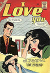 Cover for I Love You (Charlton, 1955 series) #32