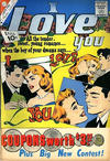 Cover for I Love You (Charlton, 1955 series) #34