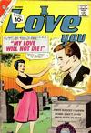 Cover for I Love You (Charlton, 1955 series) #37