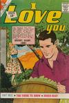 Cover for I Love You (Charlton, 1955 series) #41