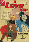 Cover for I Love You (Charlton, 1955 series) #49