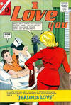 Cover for I Love You (Charlton, 1955 series) #52