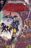 Cover for Spyke (Marvel, 1993 series) #1