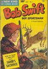 Cover for Bob Swift, Boy Sportsman (Fawcett, 1951 series) #4