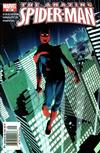 Cover for The Amazing Spider-Man (Marvel, 1999 series) #522 [Newsstand Edition]