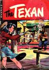 Cover for The Texan (St. John, 1948 series) #4