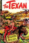 Cover for The Texan (St. John, 1948 series) #8