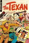 Cover for The Texan (St. John, 1948 series) #9