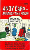 Cover for Andy Capp-Man of the Hour (Gold Medal Books, 1966 series) #K1763