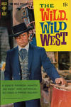 Cover for The Wild, Wild West (Western, 1966 series) #6