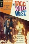 Cover for The Wild, Wild West (Western, 1966 series) #7
