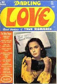 Cover Thumbnail for Darling Love (Archie, 1949 series) #2