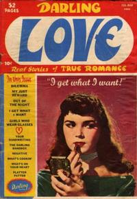 Cover Thumbnail for Darling Love (Archie, 1949 series) #3