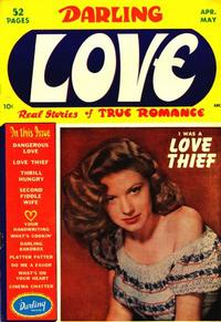 Cover Thumbnail for Darling Love (Archie, 1949 series) #4