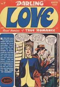 Cover Thumbnail for Darling Love (Archie, 1949 series) #7