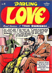 Cover Thumbnail for Darling Love (Archie, 1949 series) #8
