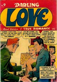 Cover Thumbnail for Darling Love (Archie, 1949 series) #9