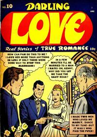 Cover Thumbnail for Darling Love (Archie, 1949 series) #10