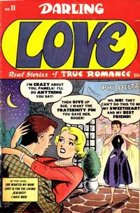 Cover Thumbnail for Darling Love (Archie, 1949 series) #11