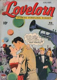 Cover Thumbnail for Lovelorn (American Comics Group, 1949 series) #1