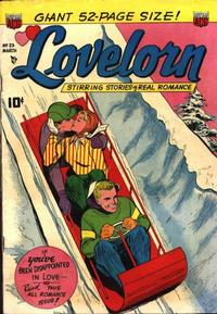Cover Thumbnail for Lovelorn (American Comics Group, 1949 series) #23