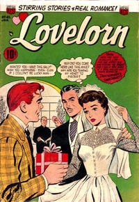 Cover Thumbnail for Lovelorn (American Comics Group, 1949 series) #45