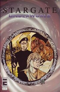 Cover Thumbnail for Stargate Underworld (Entity-Parody, 1997 series) #1