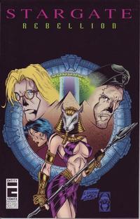 Cover Thumbnail for Stargate: Rebellion (Entity-Parody, 1997 series) #1