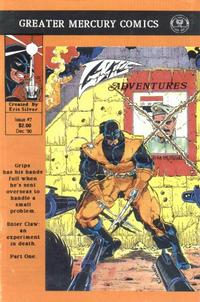 Cover Thumbnail for Grips Adventures (Greater Mercury Comics, 1989 series) #7