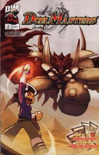 Cover Thumbnail for Duel Masters (Dreamwave Productions, 2003 series) #2
