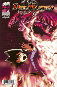 Cover Thumbnail for Duel Masters (Dreamwave Productions, 2003 series) #3