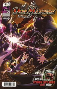 Cover Thumbnail for Duel Masters (Dreamwave Productions, 2003 series) #4