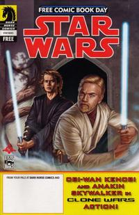 Cover Thumbnail for Star Wars - Free Comic Book Day 2005 Special (Dark Horse, 2005 series)