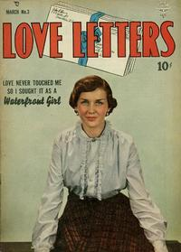 Cover Thumbnail for Love Letters (Quality Comics, 1949 series) #3