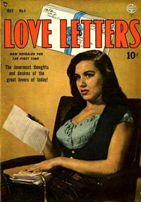 Cover Thumbnail for Love Letters (Quality Comics, 1949 series) #4