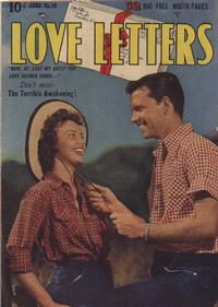 Cover Thumbnail for Love Letters (Quality Comics, 1949 series) #10