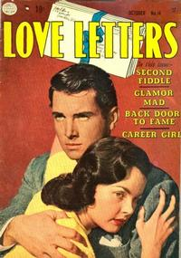 Cover Thumbnail for Love Letters (Quality Comics, 1949 series) #14