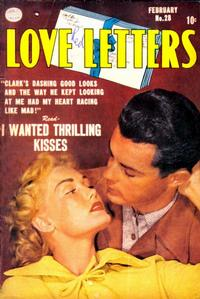 Cover Thumbnail for Love Letters (Quality Comics, 1949 series) #28