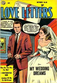 Cover Thumbnail for Love Letters (Quality Comics, 1954 series) #36