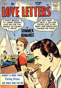 Cover Thumbnail for Love Letters (Quality Comics, 1954 series) #50