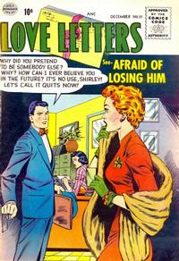 Cover Thumbnail for Love Letters (Quality Comics, 1954 series) #51