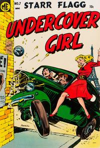Cover Thumbnail for Undercover Girl (Magazine Enterprises, 1952 series) #7 [A-1 #118]
