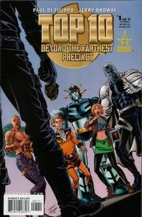 Cover for Top 10: Beyond the Farthest Precinct (DC, 2005 series) #1
