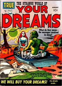 Cover Thumbnail for Strange World of Your Dreams (Prize, 1952 series) #v1#1