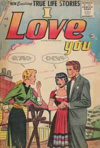 Cover Thumbnail for I Love You (Charlton, 1955 series) #8